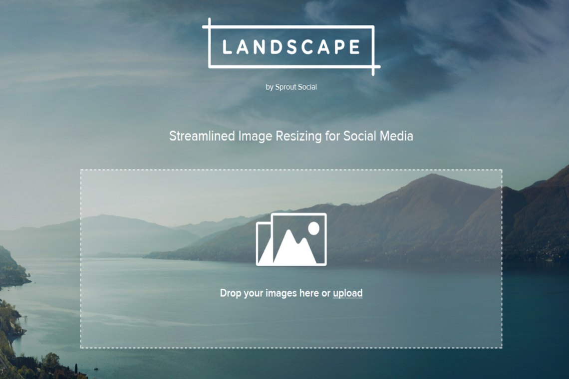 Landscape by Sprout Social